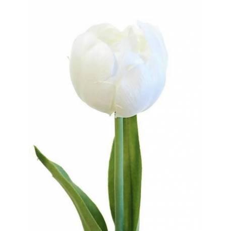 Flor artificial tulipa