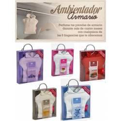 Ambientador armario critalinas camiseta
