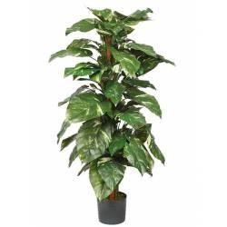 Planta artificial pothos con tutor 122