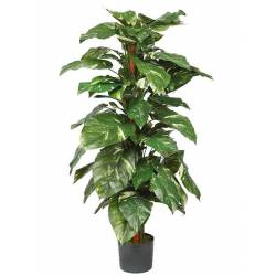 Planta artificial pothos amb tutor 122