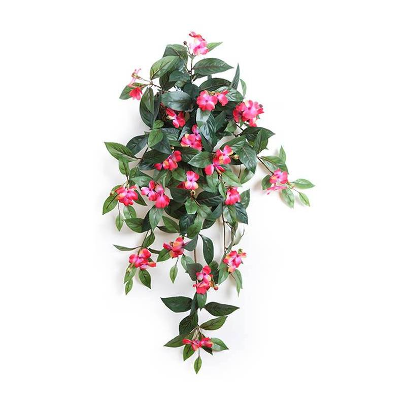 Plantas artificiales colgantes alegria de la casa oasis decor - La casa de la alegria ...