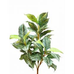 Planta cebra artificial