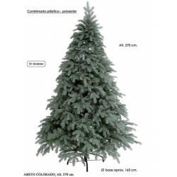 Arbol artificial Navidad Colorado 270