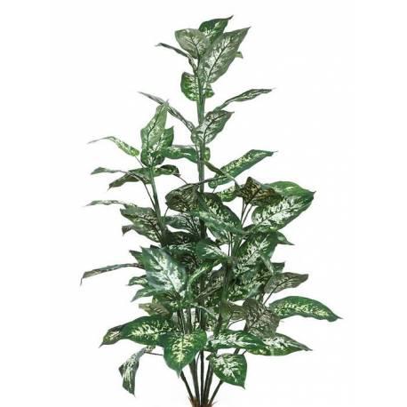 Planta dieffenbachia artificial sense test