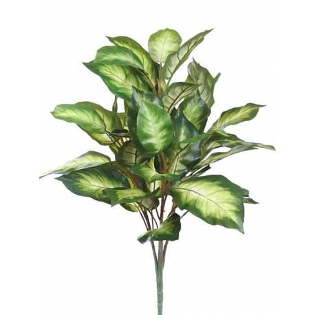 Planta artificial dieffenbachia golden sense test
