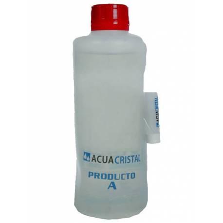 Bote agua solida 2 componentes 1 litro