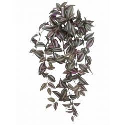 Planta artificial tradescantia colgante 080